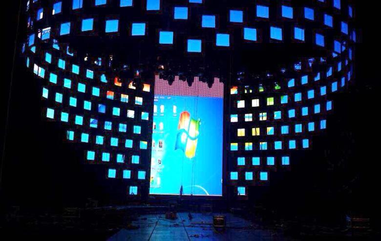 LED異形屏